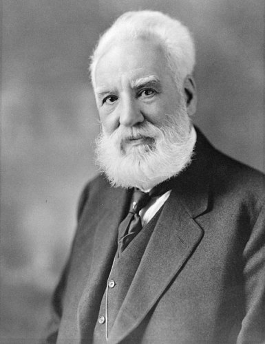 what was alexander graham bells nickname The alexander graham bell family papers were donated to the library of congress by his heirs in 1975 prior to this donation, the papers were on deposit at the national geographic society, where they were organized and maintained.